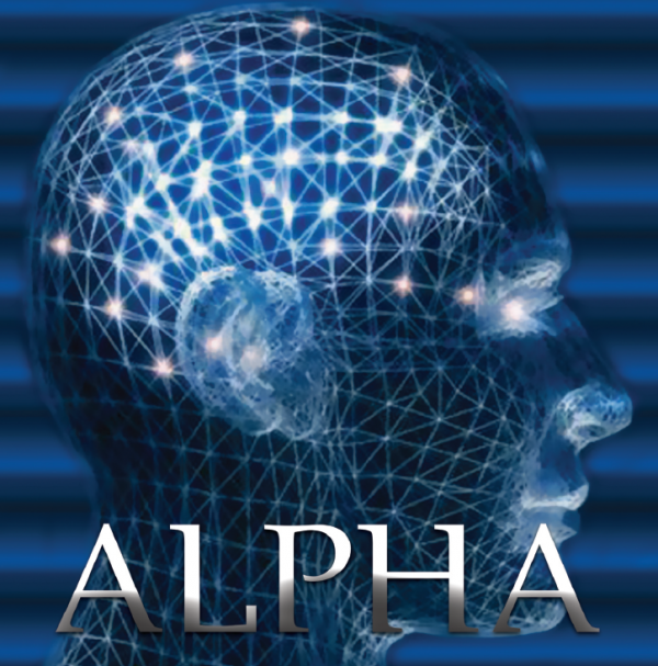 Alpha brainwave CD