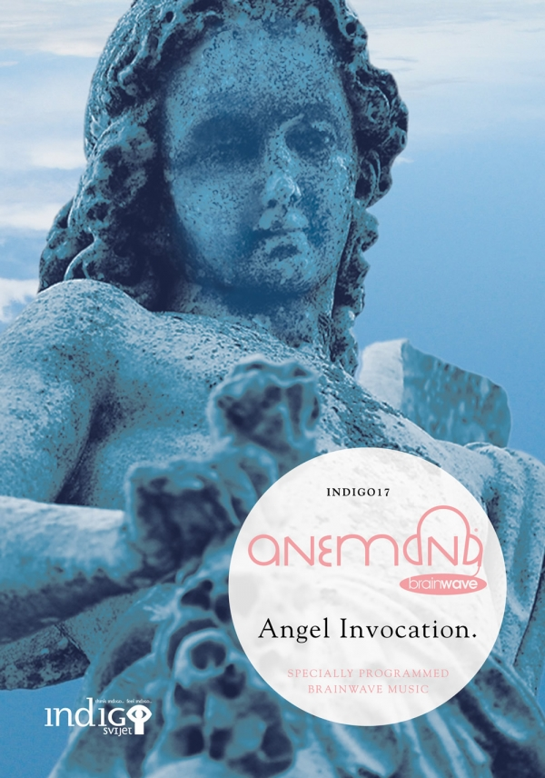 Angel Invocation brainwave CD