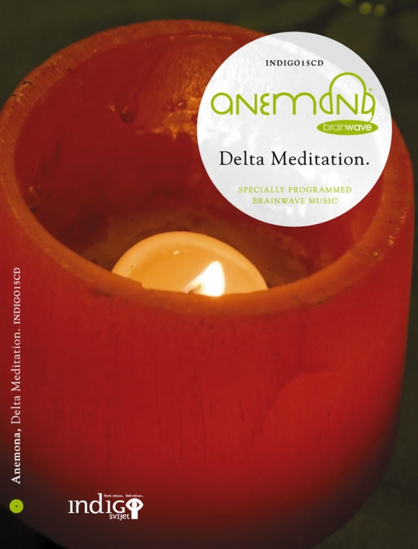 Delta brainwave meditacija